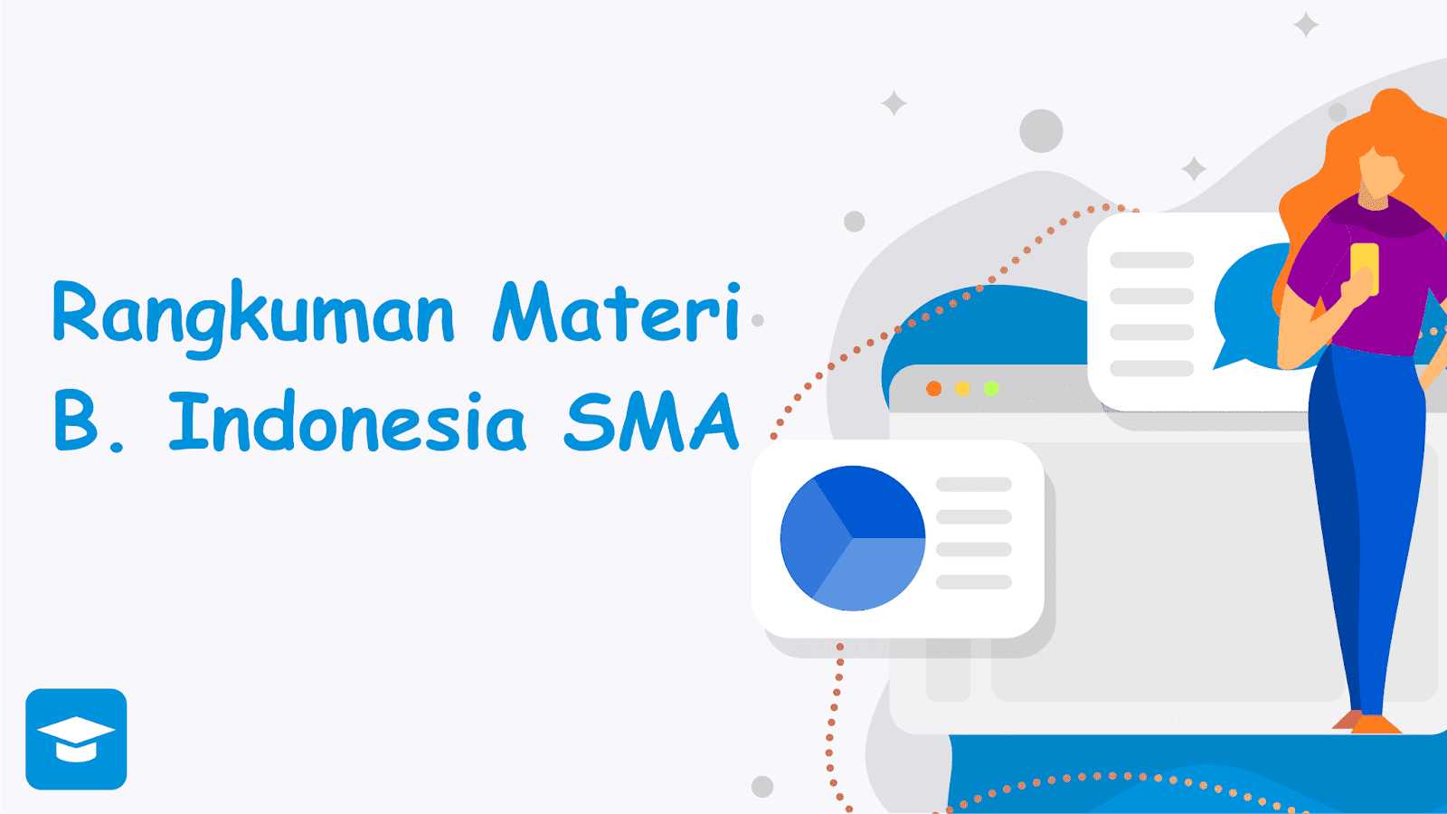 Rangkuman materi bahasa Indonesia