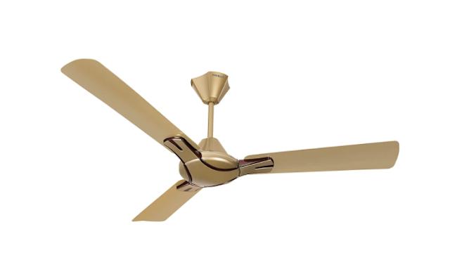 Havells Nicola 1200mm High Performance at Low Voltage (HPLV) Ceiling Fan (Bronze Copper)