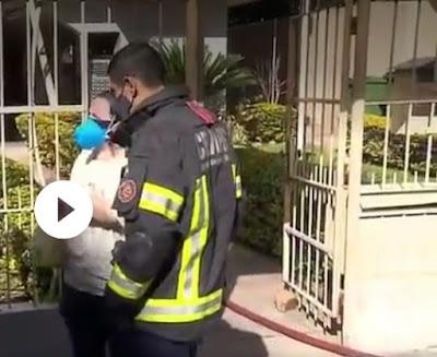 bombeiro Tenente Almeida