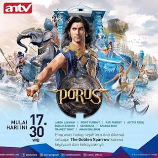 Sinopsis Porus ANTV Episode 6-8
