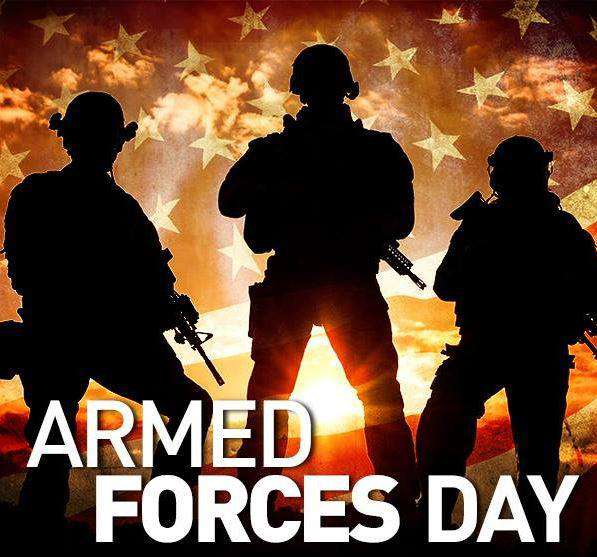 National Armed Forces Day Wishes Images