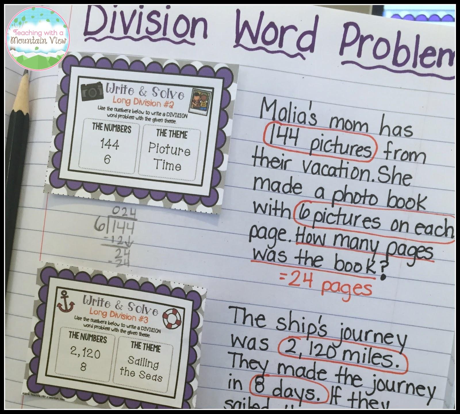 Problem 4.4 writing a division algorithm video