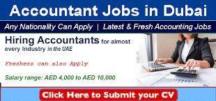 Accountant/Junior Accountant Recruitment in Courier Industry Dubai