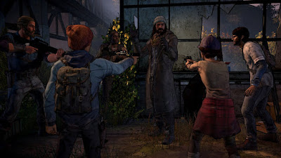 Jesus è la guest star di The Walking Dead: A New Frontier