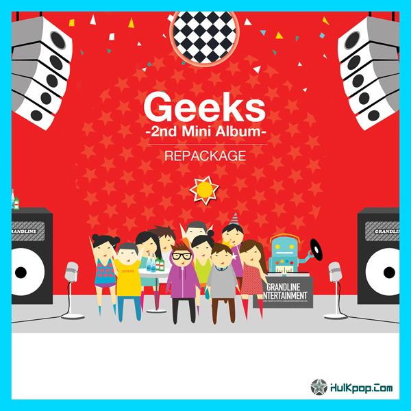 Geeks – 2nd Mini Album Repackage (ITUNES MATCH AAC M4A)