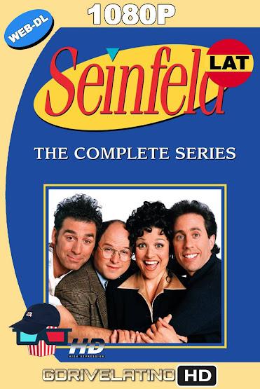 Seinfeld (1989) Temporada 01-03 AMZN WEB-DL 1080p Latino-Ingles MKV