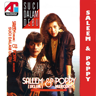Saleem & Poppy Mercury - Saleem & Poppy Mercury - Album (1979) [iTunes Plus AAC M4A]