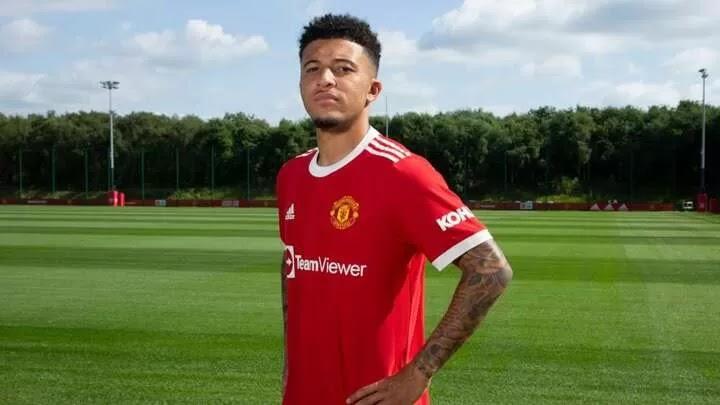 Solskjaer reveals when Sancho will join Man Utd training