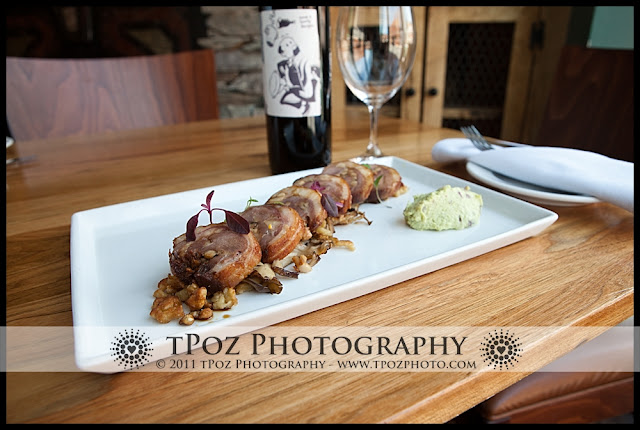 Baltimore Food Photography at Blue Grass Tavern