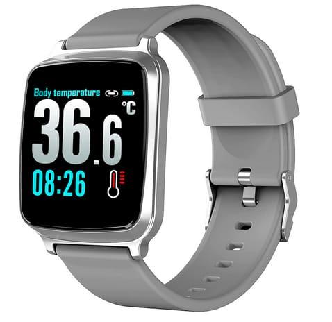MATAFEIYAN 2021 Version Stainless Steel Smartwatch