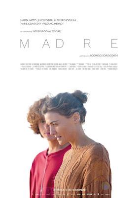 MADRE - Poster de la película de RODRIGO SOROGOYEN