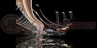 Hasil Kamera Samsung Galaxy M10 Low Light