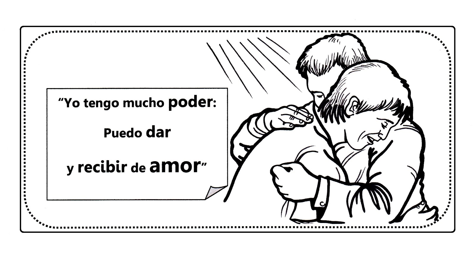 Frases Amor Fraternal: El Rincón De Las Melli: TARJETA: Amor Fraterno