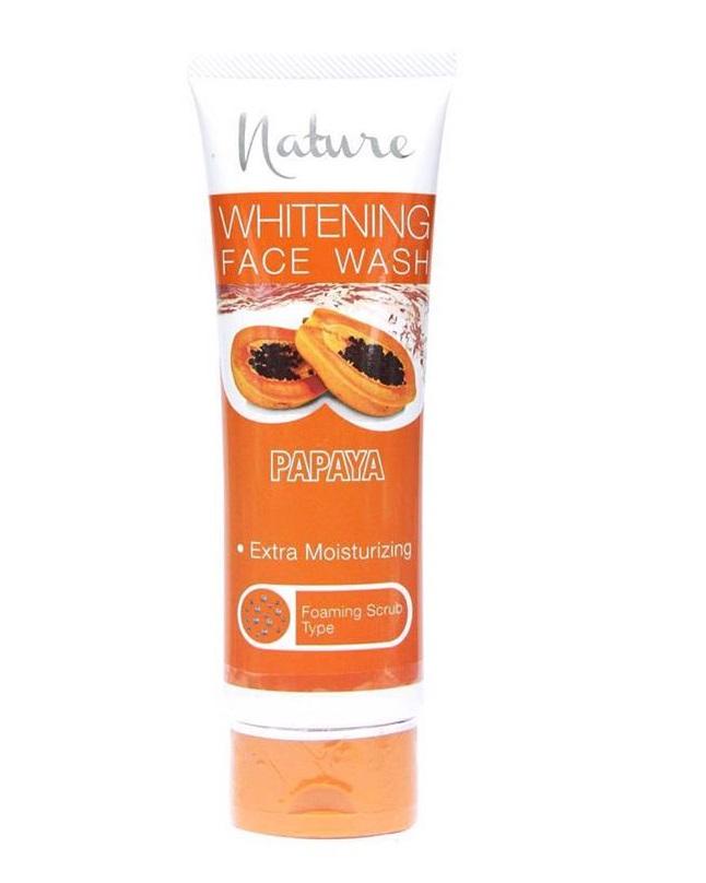 Nature Papaya Face Wash 100 ml