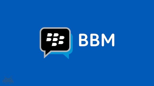 تطبيق BBM