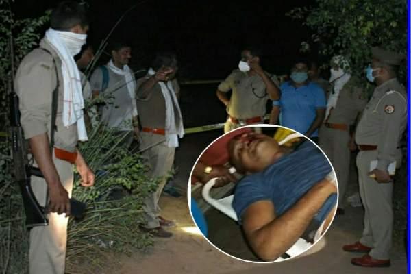 noida-stf-aligarh-police-encounter-badmash-babloo-faridabad