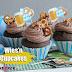 [Rezept] Wies'n Cupcakes - Schokobiercupcakes & Brezeln