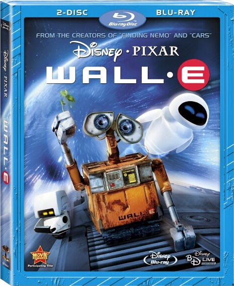 WALL·E 2008 Dual Audio Hindi English 300mb BRRip 480p