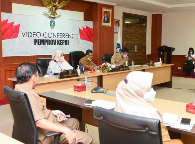 Provinsi Kepri Nomor Urut Ketiga di Indonesia Laju Vaksinasi Covid-19