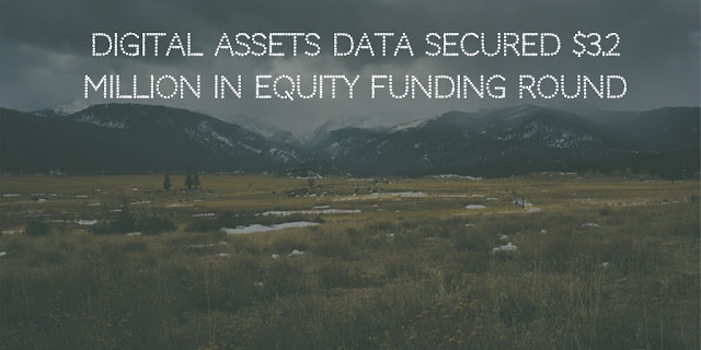 Digital Assets Data Secured $3.2 Million in Equity Funding Round for Crypto Asset Knowledge Platform