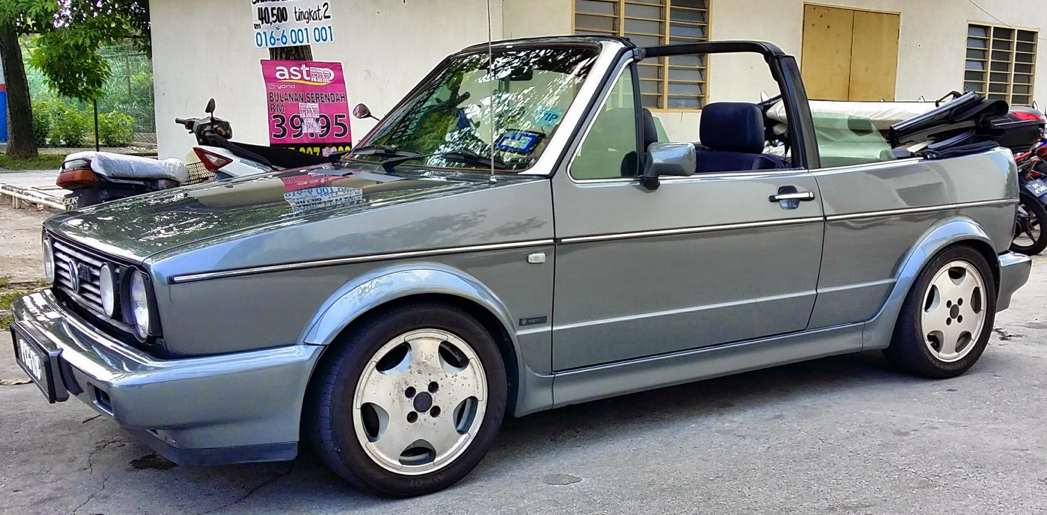 welcome to my pleasuredome volkswagen golf mk1 karmann cabriolet 1988. Black Bedroom Furniture Sets. Home Design Ideas