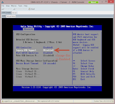 """Identify pre-boot environment agent"""" failure during Cisco"""