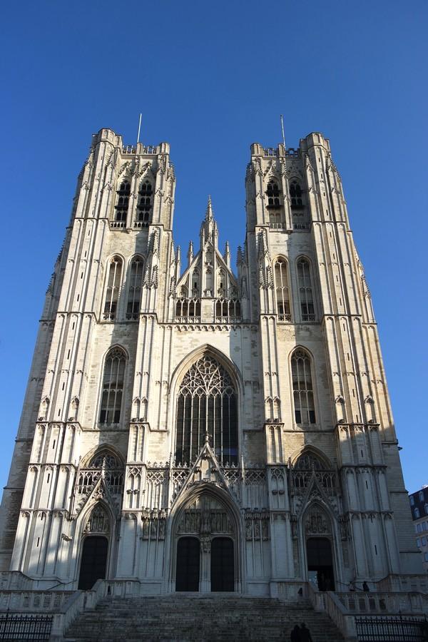 bruxelles cathédrale saint michel gudule