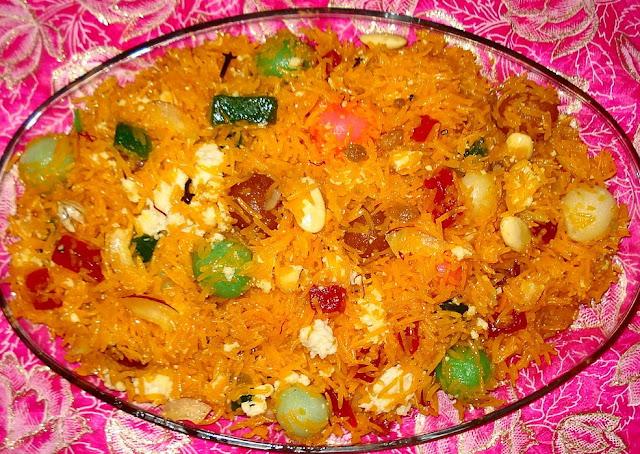 Zarda recipe in Urdu زردہ بنانے کا طریقہ