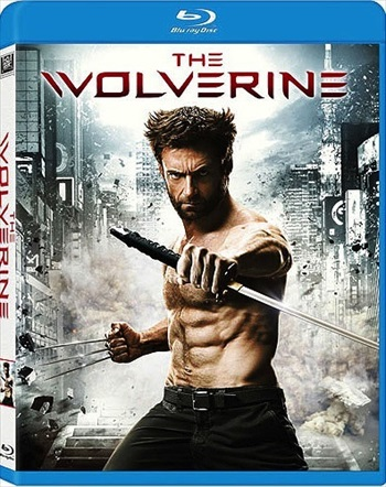 The Wolverine 2013 Hindi Dubbed Bluray Download
