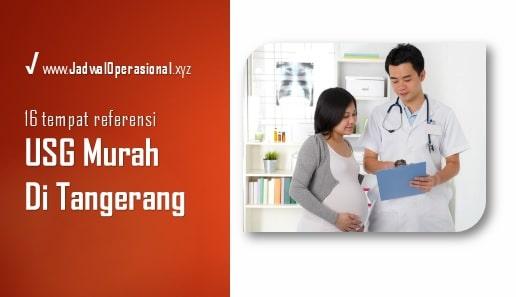 Klinik USG Murah di Tangerang