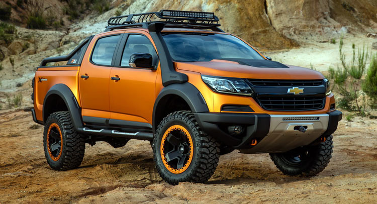Carscoops Chevrolet Concepts