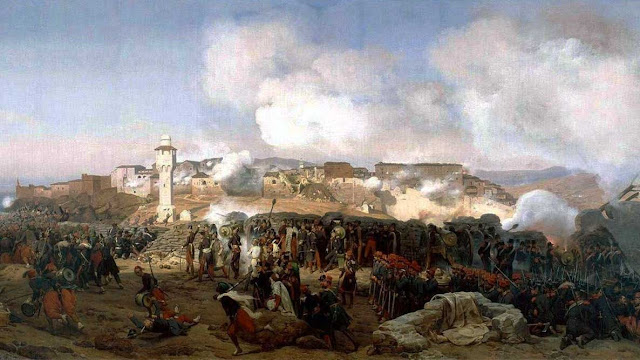 The French Conquest of Algeria