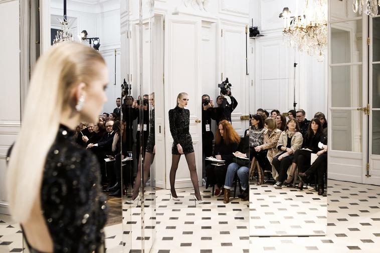 ysl l yves saint laurent l hedi slimane l moda l fashion l haute couture