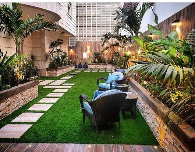 شركة تنسيق حدائق منزلية شركة الطارق تنسيق حدائق منزلية