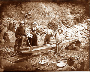 Wild West Fact: California Gold Rush Wasn't the First?
