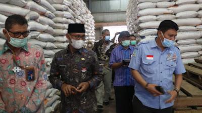 Ditarget Tuntas 31 Juli, 756.750 Kg Beras Bantuan PPKM Sumbar Telah Disalurkan
