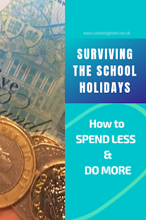 Surviving the school holidays how to spend less and do more