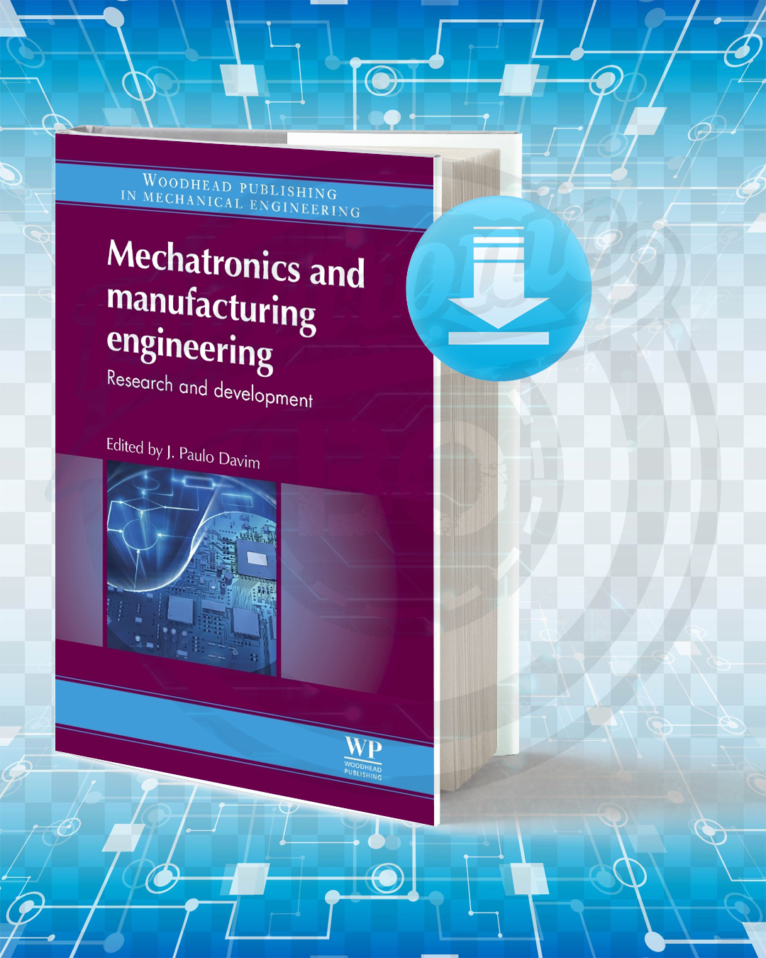 Free Book Mechatronics and Manufacturing Engineering pdf.