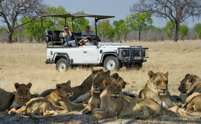 www.xvlor.com Kafue National Park is conservation of 22,400 sq kilometers in Zambia