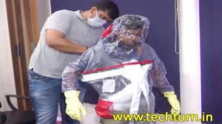 Reusable PPE Kit