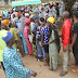 Osun Rerun : Drama In Alekuwodo Polling Units As Voters Defy Downpour
