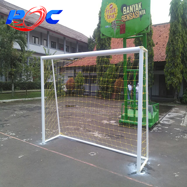Distributor gawang futsal non portable