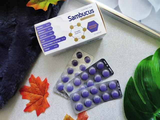 Sambucus Hexa Forte na wzmocnienie odporności. A Ty jak wzmacniasz swoją odporność?