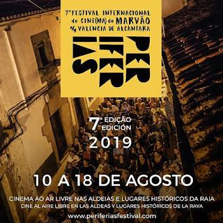 Está a Chegar a VII Edição do Festival Internacional de Cinema Periferias