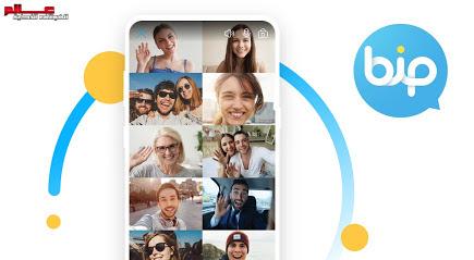 تطبيق بيب BiP - Messenger, Video Call