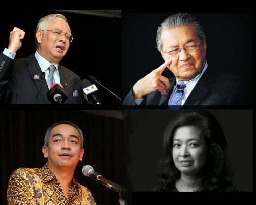 Najib vs Mahathir: Who will survive, who will bite the dust?