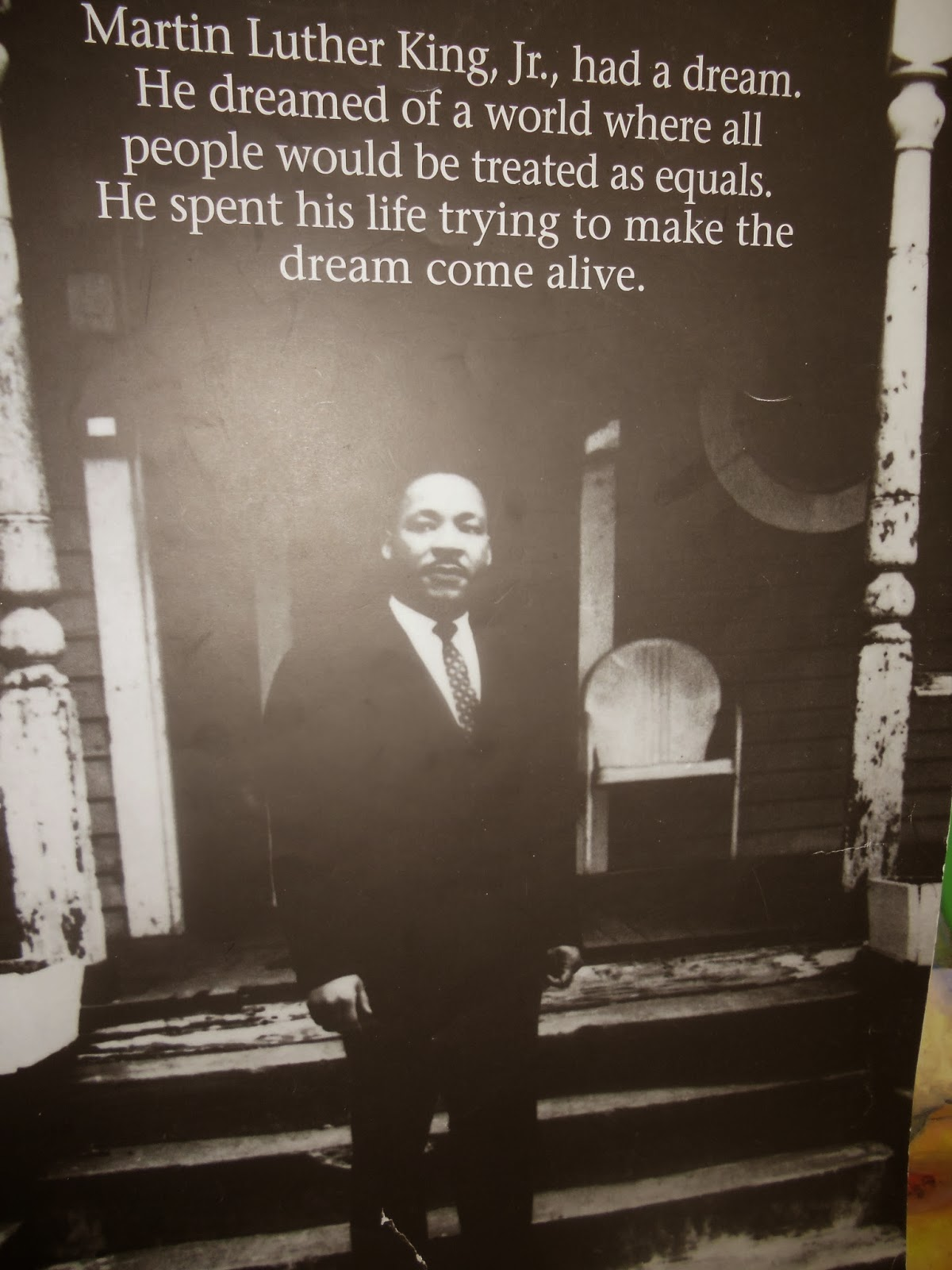 Patties Classroom Martin Luther King Activities For 2nd