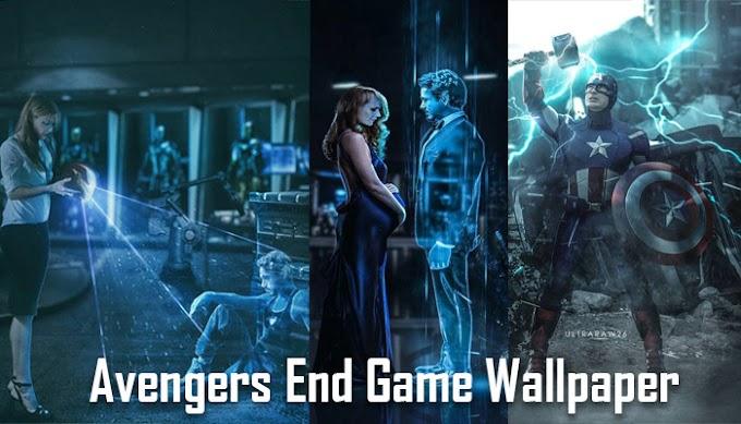 50+ Images marvel avengers endgame wallpaper for mobile download