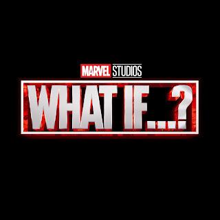 What If...? Logo Disney+ Original Marvel Series