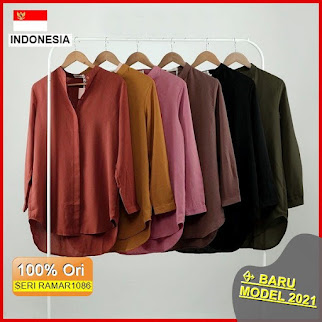 RAMAR1086 NEW SET TITAN BASIC SHIRT BARU 2021